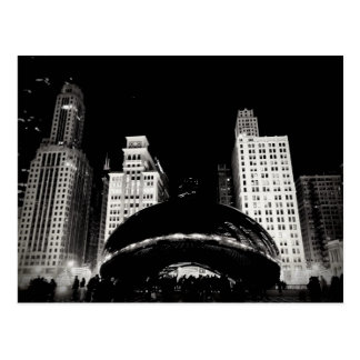 La haba de Chicago Postales
