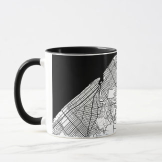 LA HABANA City Map Mug