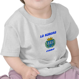 La Habana, Cuba, La Habana, Cuba Camiseta