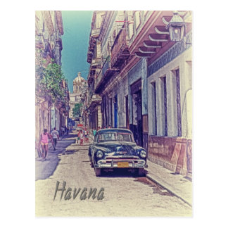 La Habana Cuba Postales