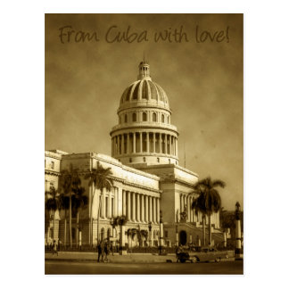 La Habana Cuba Tarjeta Postal