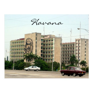 La Habana Fidel Postales