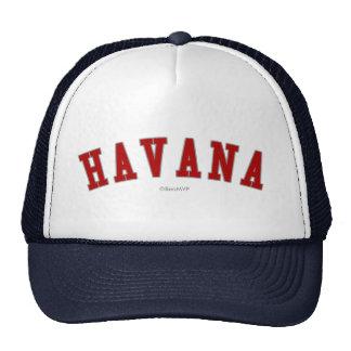 La Habana Gorra