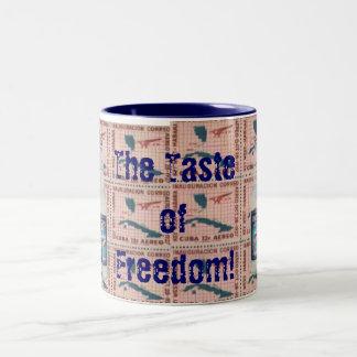 LA HABANA MOJITO el gusto de la taza de la liberta