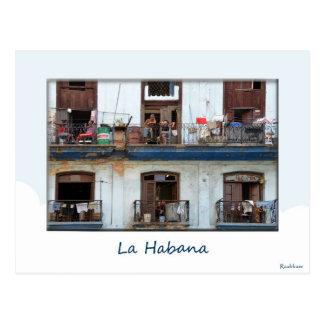 LA HABANA POST CARD