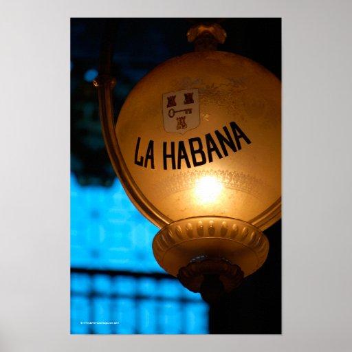 La Habana Poster