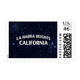 La Habra Heights California Stamps