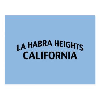 La Habra Heights California Postal