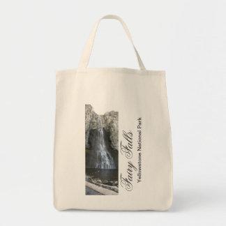 La hada cae en Yellowstone Bolsa De Mano