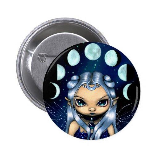 """La """"hada del cambio está en la luna"""" el botón"""
