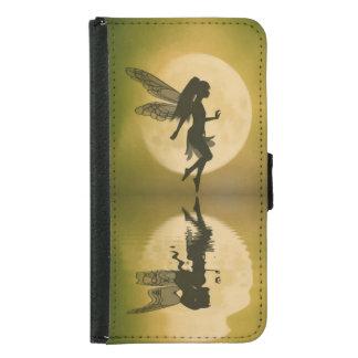 la hada refleja la caja de la cartera del iPhone o