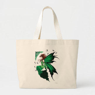 La hada verde bolsa de mano