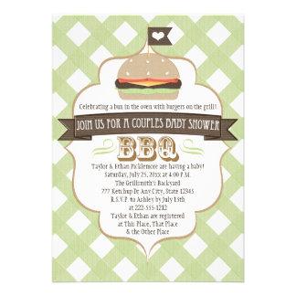 La hamburguesa verde junta invitaciones de la fies