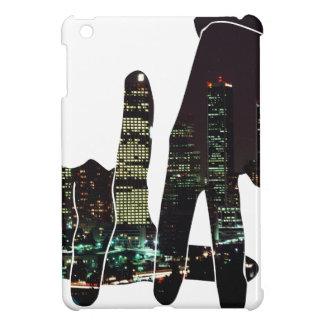 LA hands skyline iPad Mini Cover