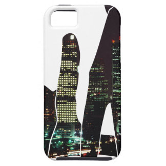 LA hands skyline iPhone SE/5/5s Case