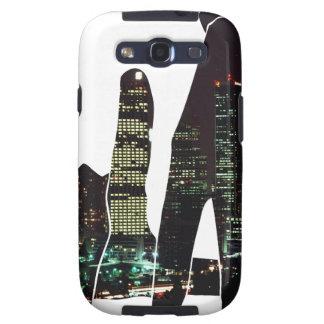 LA hands skyline Samsung Galaxy S3 Cover