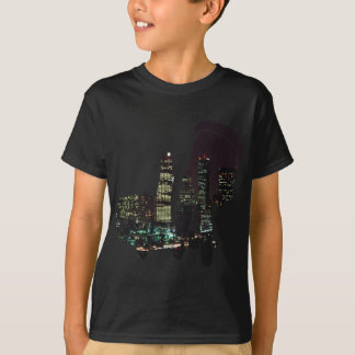 LA hands skyline T-Shirt
