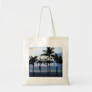 La hawaiana vara la foto divertida de la palmera