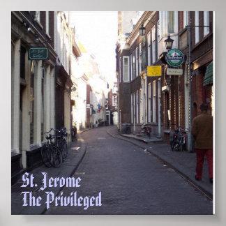 La Haya, St Jerome, el privilegiado Impresiones