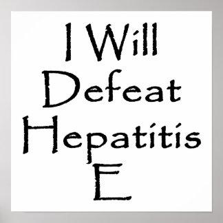 la hepatitis E de Defet Impresiones