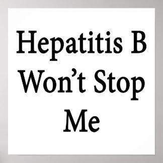 La hepatitis sea no me parará posters