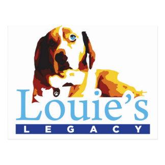 La herencia de Louie Postal