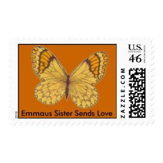 La hermana de Emmaus envía el sello del amor