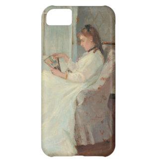 La hermana del artista en una ventana, 1869 funda para iPhone 5C