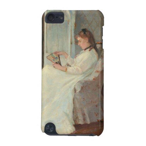 La hermana del artista en una ventana, 1869 funda para iPod touch 5G