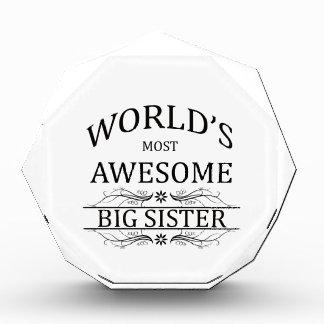 La hermana grande más impresionante del mundo