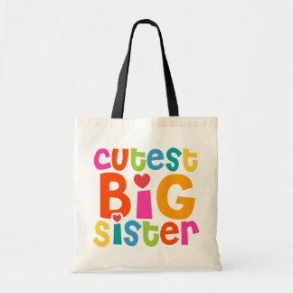 La hermana grande más linda bolsa de mano