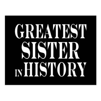 La hermana más grande de las mejores hermanas en h