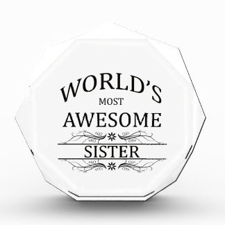 La hermana más impresionante del mundo