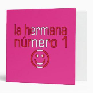 La Hermana Número 1 - Number 1 Sister in Peruvian Binder
