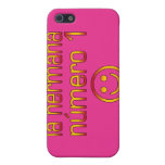 La Hermana Número 1 - Number 1 Sister in Spanish Covers For iPhone 5