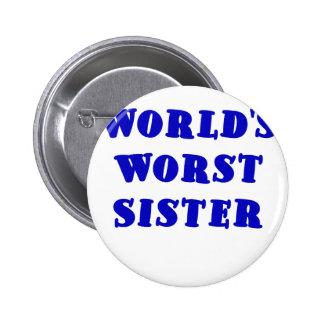 La hermana peor de los mundos pins