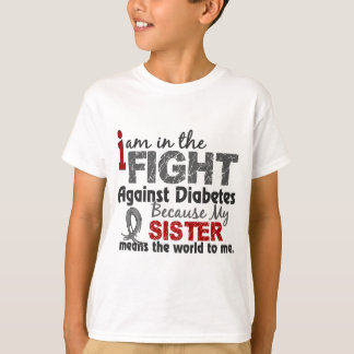 La hermana significa el mundo a mí diabetes playera