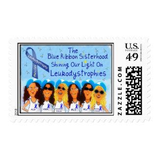 La hermandad de Blue Ribbon Sello