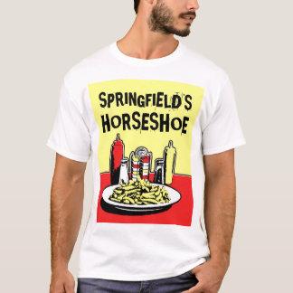 La herradura de Springfield Playera