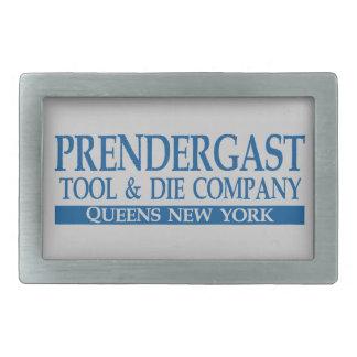 La herramienta de Prendergast y muere Co. Hebillas Cinturón Rectangulares