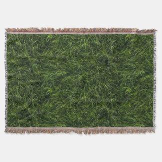 La hierba es siempre una manta más verde del tiro