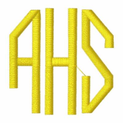 La High School secundaria del este de Akron bordó  Sudaderas Bordadas Con Capuchas