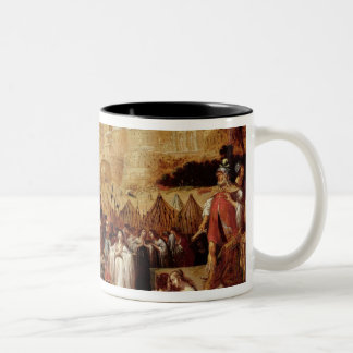 La hija de Jephthah, 1643 Taza De Café