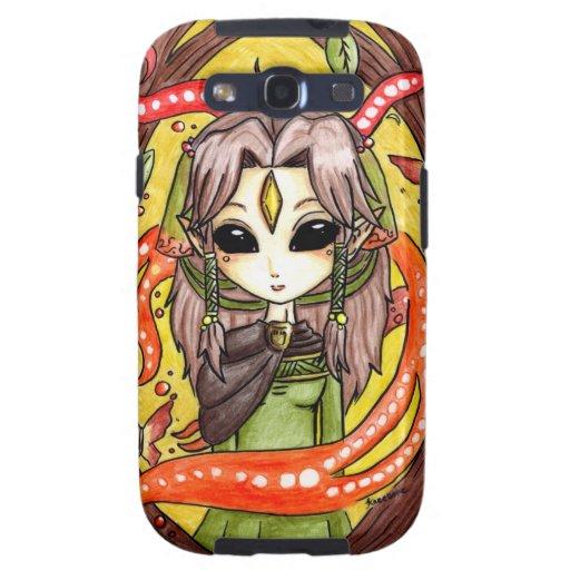 La hija de Mages Galaxy S3 Cobertura