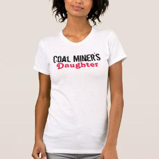 La hija del minero de carbón playeras