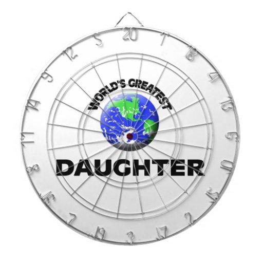 La hija más grande del mundo