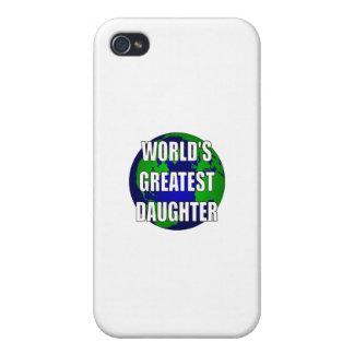La hija más grande del mundo iPhone 4 funda