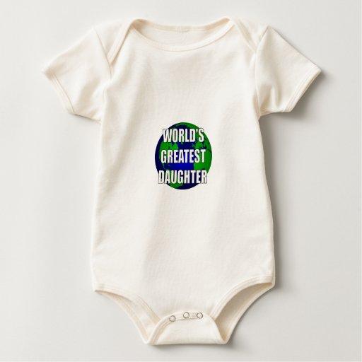 La hija más grande del mundo trajes de bebé