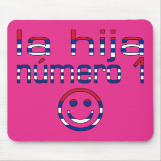 La Hija Número 1 - Number 1 Daughter in Cuban Mouse Pad