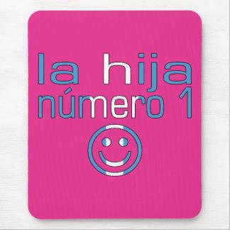 La Hija Número 1 - Number 1 Daughter in Guatemalan Mouse Pad